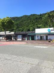 佐波川SA