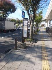 「りんくう大通り」バス停留所