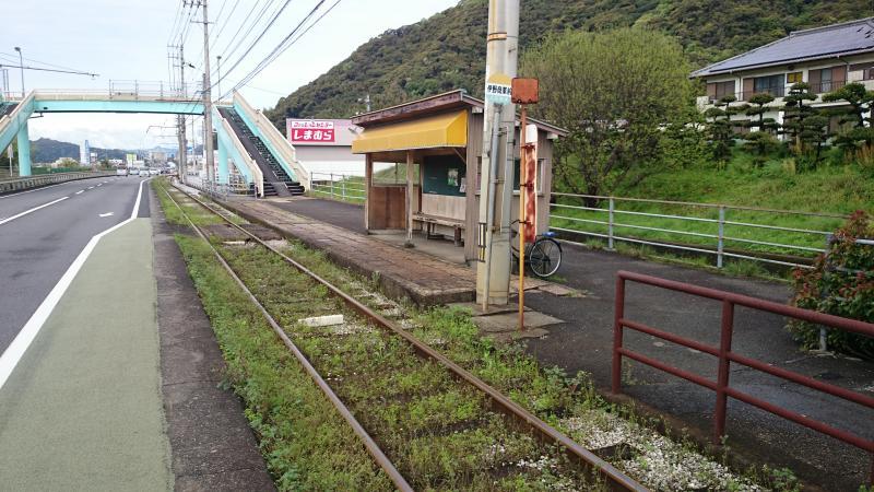 伊野商業前駅(吾川郡いの町)の...