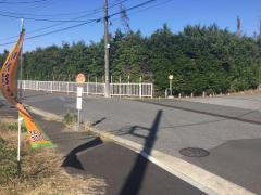 「県立職業訓練校」バス停留所