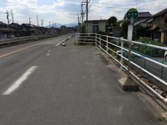 「西日野」バス停留所