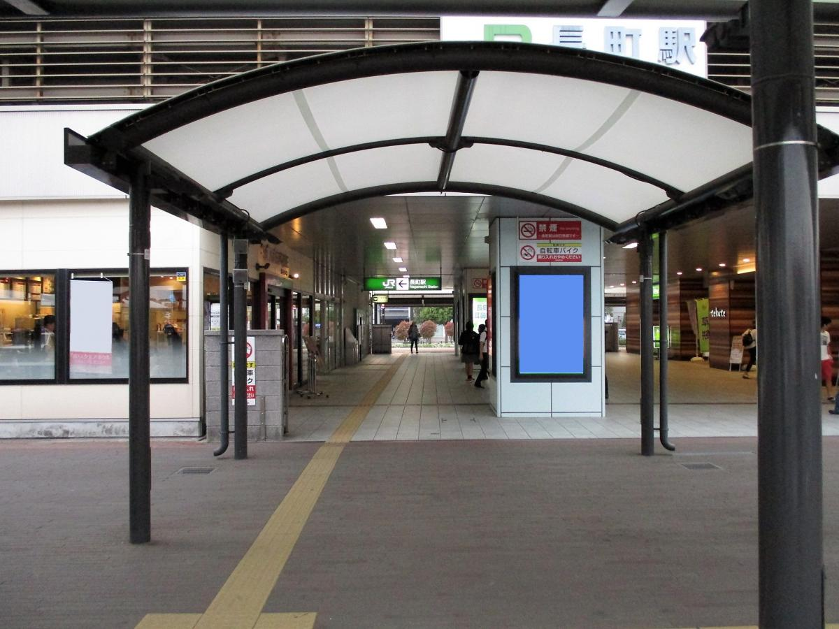 長町駅東口
