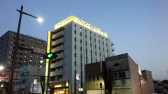 スーパーホテル水戸