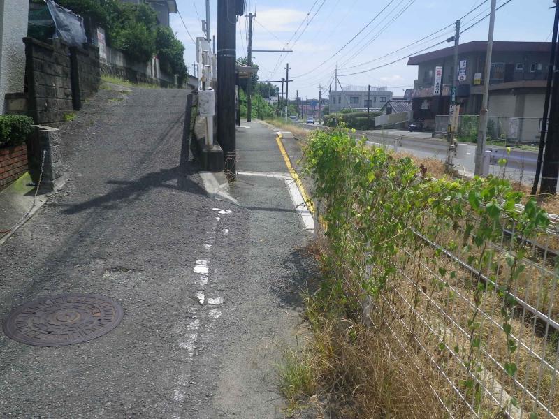 八景水谷駅(熊本市北区)の路線...