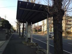 「小倉台1丁目」バス停留所