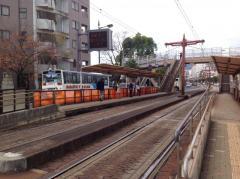 新中川町駅
