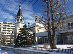 札幌ハリストス正教会・主の顕栄聖堂