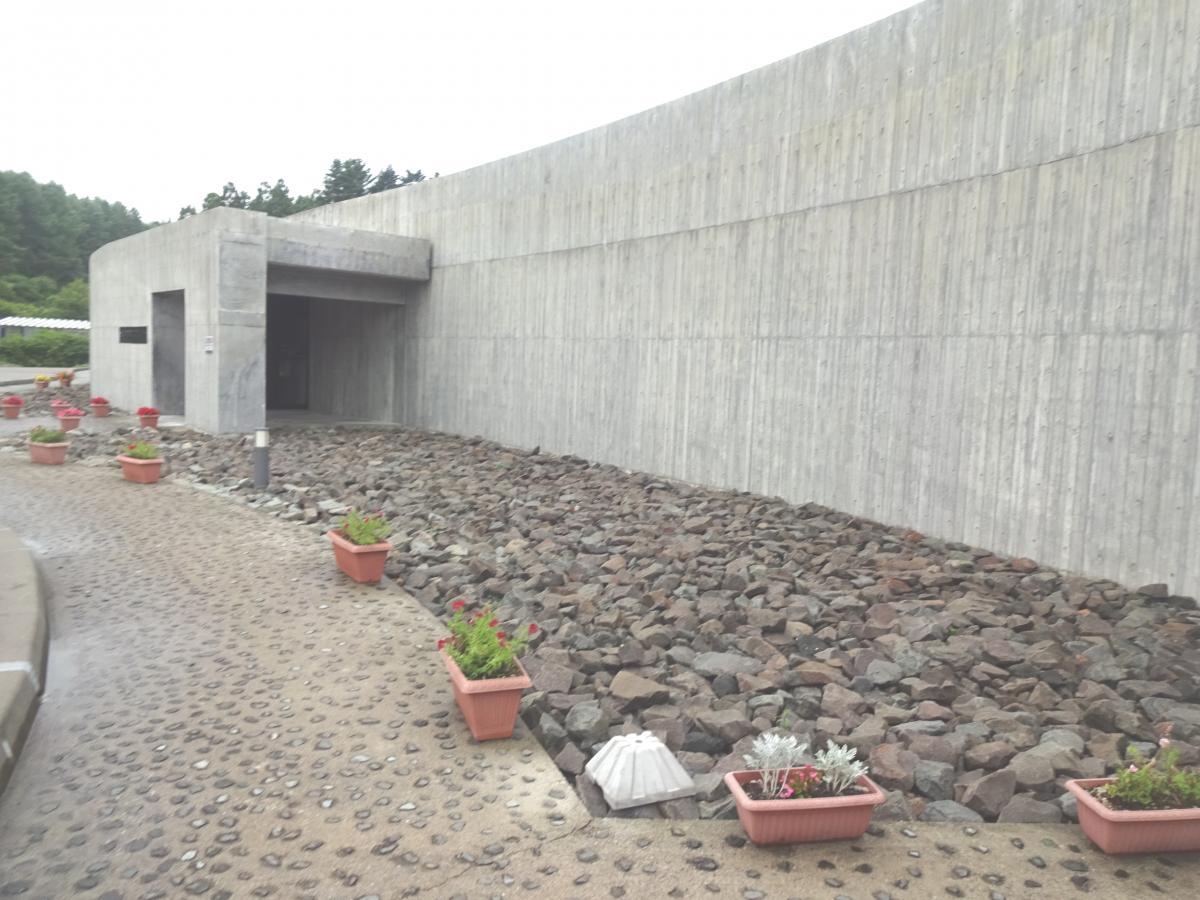 道の駅「縄文ロマン南かやべ」
