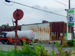 株式会社名港液化ガス