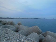 東二見人工島