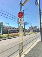 「服部」バス停留所