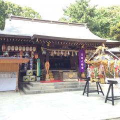 平塚八幡宮例大祭