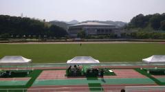 益田陸上競技場