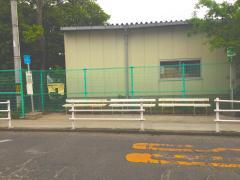 「中筋」バス停留所