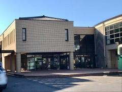 益子町民会館・中央公民館