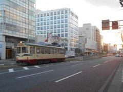 高知城前駅