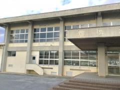 数久田区体育館
