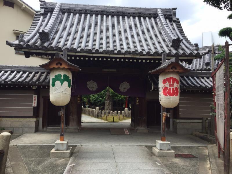 了徳院(浦江聖天)