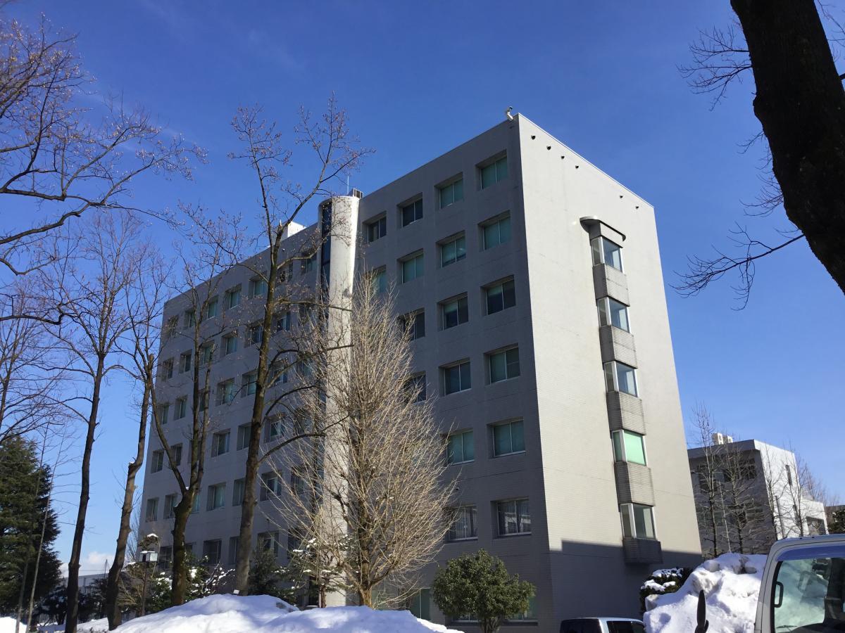 富山大学五福キャンパス