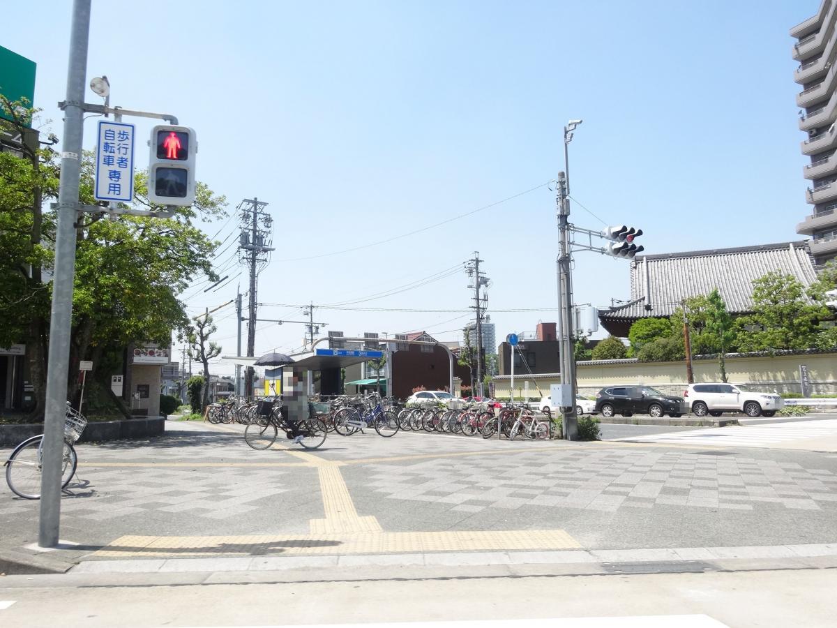名古屋市営地下鉄名城線 神宮西駅