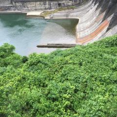 神通川第一ダム
