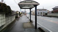 「上宿(高崎市)」バス停留所