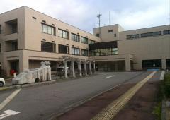 鶴岡市藤島庁舎