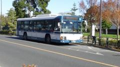 「小岩消防署」バス停留所