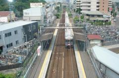三国ケ丘駅