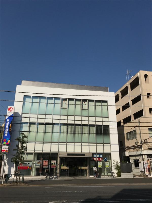 東京中央信用組合