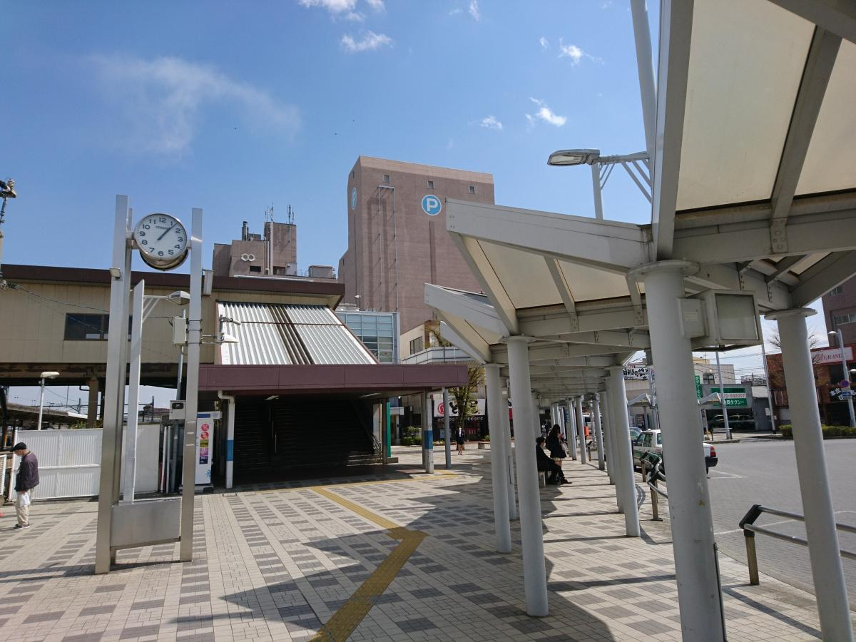 本庄駅南口