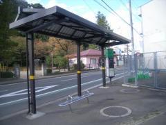 「東北医科薬科大・東北高校前」バス停留所