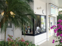 「宮崎空港」バス停留所