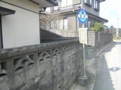 「松本(玉名市)」バス停留所