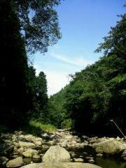 加江田渓谷