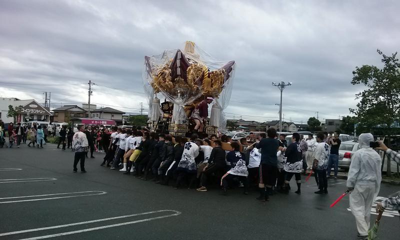 曽根天満宮秋季例大祭