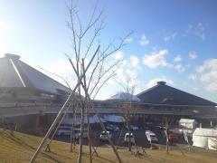 岡崎市中央総合公園総合体育館