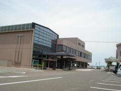 津市白山庁舎