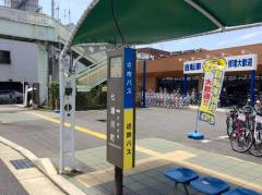 「七瀬川町」バス停留所