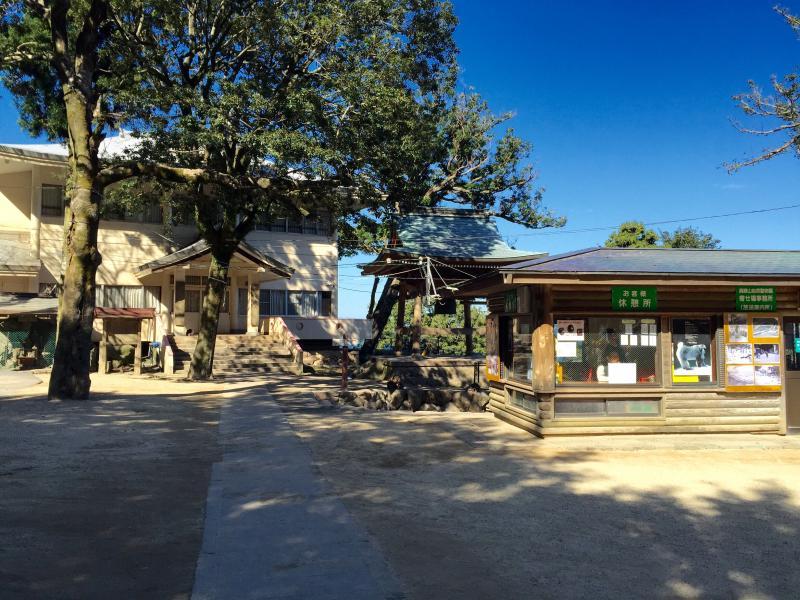 国立公園高崎山自然動物園
