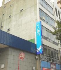 十八銀行下関支店