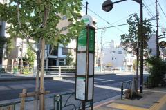 「石原二丁目」バス停留所