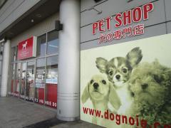 ペットショップ犬の家エアポートウォーク名古屋店