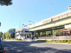 白川出入口(IC)
