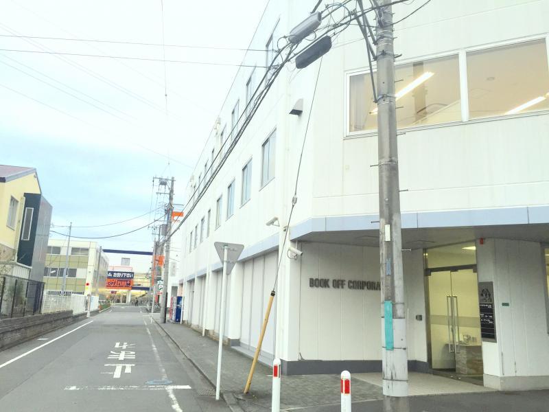 ブックオフコーポレーション(株)