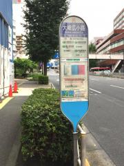 「大崎広小路」バス停留所