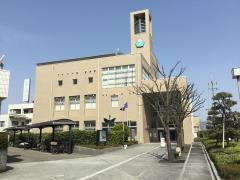 北島町立図書館・創世ホール