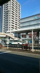 「桑名駅前」バス停留所
