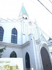 白水台聖アンナ教会