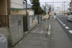 「森田」バス停留所
